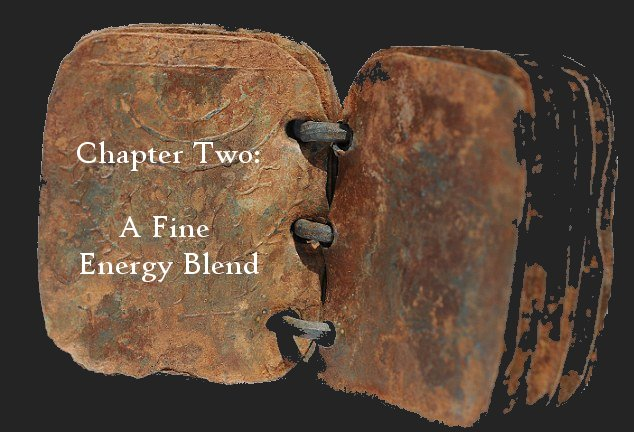 Chapter Two: A Fine Energy Blend
